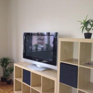 Tv på vandrarhem i Malmö